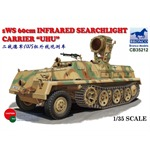 SWS with 60cm Infrared Searchlight