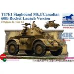 T17E1 Staghound Mk. I late w/ 60lb rocket