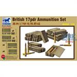 british 17pdr Ammunition Set
