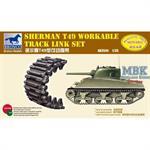 Sherman T49 Einzelgliederkette