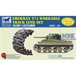 Sherman T74 Einzelgliederkette