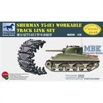Sherman T54E1 Einzelgliederkette