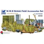 WW2 British Field Accessories Set