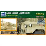 LED Search Light Set C