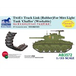 T85E1 (Rubber Type) M24 Chaffee  Workable Tracks