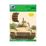 T-72 (Steel)  M24 Chaffee  Workable Tracks