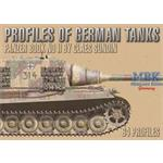 Profiles of German Tanks Panzer Book II
