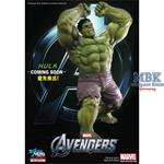 1/9 Action Hero Vignette HULK (Pre-painted ver)