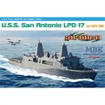 U.S.S. San Antonio LPD-17 ~ Cyber Hobby