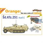Sd.Kfz.251 Ausf.C (OrangeBox)
