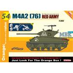 M4A2 (76) Red Army + Maxim Machine Gun