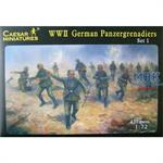 German Panzergrenadiers WW2 Set#1