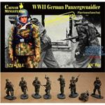 WW2 German Panzergrenadier (Winter Greatcoat)