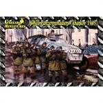 WWII Panzergrenadiers (Charkov 1943)