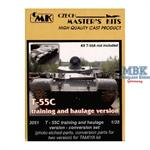 T-55C Training/Haulage Conversion Set