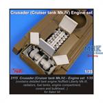 Crusader Engine Set