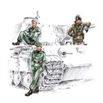 Waffen-SS Tankers