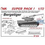 Super Pack Bergetiger Conversion Set