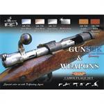 Guns & Weapons Set