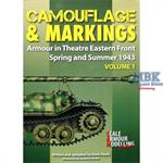 Camouflage & Markings Ostfront 1943 Vol 1