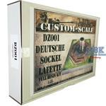 Deutsche Sockellafette