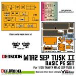 M1A2 SEP ABRAMS TUSK II Basic PE set