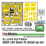 JGSDF LAV Basic PE detail up set