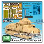 Somua S35 PE Detail up set