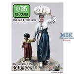 Refugees (1) Koera war 1950/51