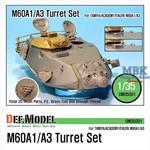 M60A1/A3 Turret set
