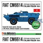 FIAT 6614 POLIZIA ver.