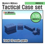Modern Military Tactical Case set