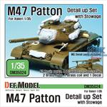 M47 Patton Detail up set