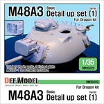 M48A3 Basic detail up set