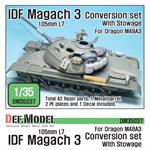 IDF Magach 3 Conversion set /w stowage