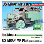 US MRAP MP Plus Conversion set