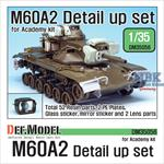 US M60A2 Detail up set