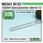 US M60A2 152mmMetal Barrel set (1)