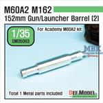 US M60A2 152mmMetal Barrel set (2)