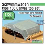Schwimmwagen Type 166 Canvas Top