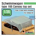 Schwimmwagen Type 166 Canvas Top
