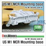 US M1 MCR Mounting base for M1 Abrams
