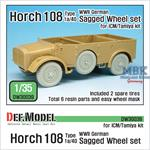 Horch 108 typ1a/40 Wheel set 1