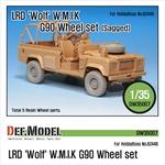 LRD XD Wolf 'W.M.I.K' G90 Sagged Wheel set