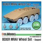 German GTK Boxer MRAV Sagged Wheel set