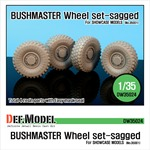 IMV Bushmaster Sagged wheel set