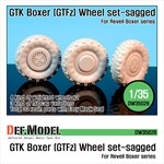 GTK Boxer (GTFz) Sagged Wheel set