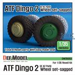 ATF Dingo2 GE A2 PatSi Sagged Wheel set