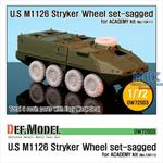 M1126 Stryker ICV Sagged Wheel set