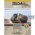 Zelda M113 in IDF Service pt 2 Command & Medevac